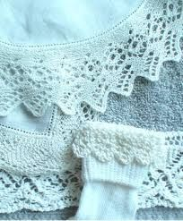 10 Linen & Lace Large Gel
