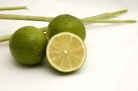 2 Lime & Lemongrass Incense Sticks