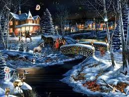 3 Christmas Fantasy Medium Gel