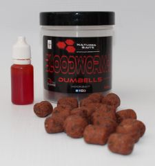 12mm & 16mm BLOODWORM-X DUMBELLS MIXED SIZE 120g
