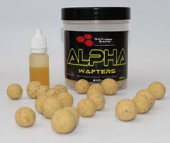 14mm & 16mm ALPHA WAFTERS MIXED SIZE 100g