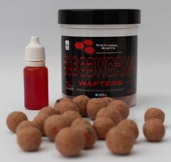 14mm & 16mm BLOODWORM-X WAFTERS MIXED SIZE 100g