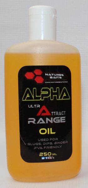 ALPHA OIL 250ML