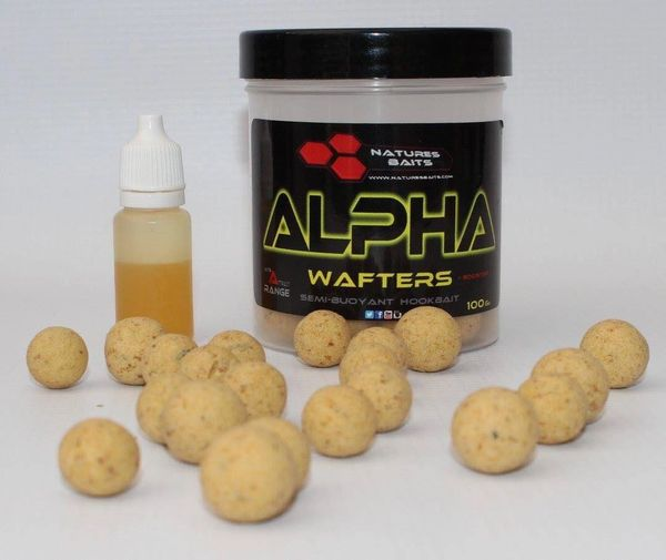 ALPHA WAFTERS 16mm