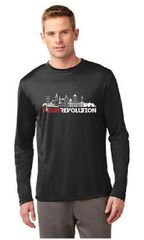 Men's City Long Sleeve Tech - Multiple Color Options