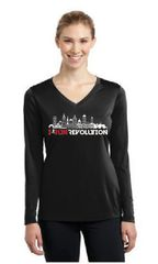 Women's City Long Sleeve Tech - Multiple Color Options