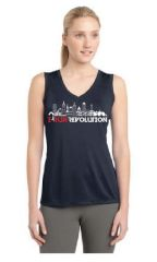 Women's Sleeveless Tech Tank