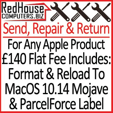 Mac Format & Reload To MacOS 10.14 Mojave - No Data Save