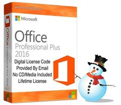 Microsoft Office 2016 Professional -Online Download - Lifetime License