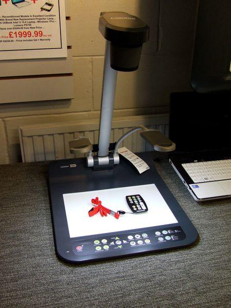 Lumens PS750 Multi Media Desktop Camera