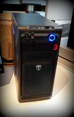 AMD Ryzen 3 VIPER HYBRID PC Tower With Radeon Vega 8 Graphics