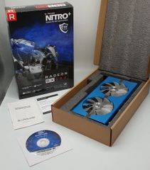 Sapphire Nitro+ Radeon RX 580 Special Edition 8GB GDDR5 Graphics Card Retail Boxed