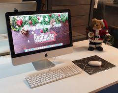 "Apple iMac 21.5"" Intel i3 All-In-One - Refurbished Model"
