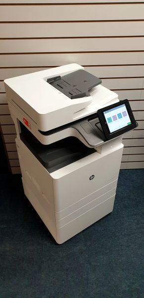 HP Laser Jet MFP E77825 A4-A3 USB Duplex Network 25 ppm Colour Laser Printer