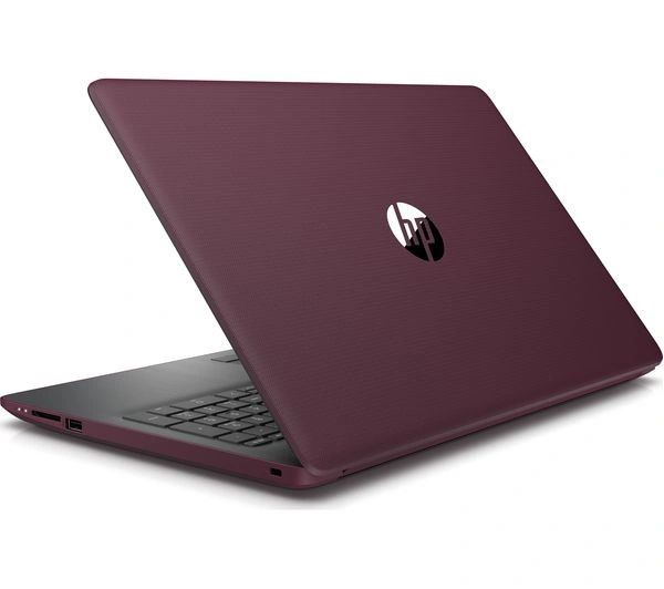 """HP Burgundy 15.6"""" Laptop With R4 Graphics"""