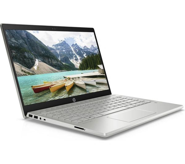 "HP Pavilion Intel i5 14"" Laptop In Silver"