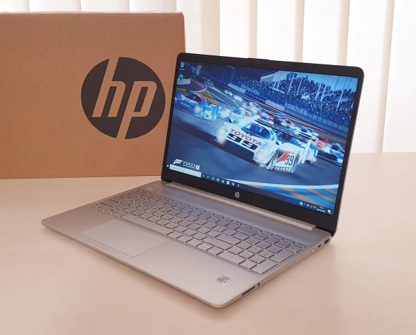 "HP Intel Core i5 10th Gen 15.6"" Laptop 8GB Ram & 256GB SSD"
