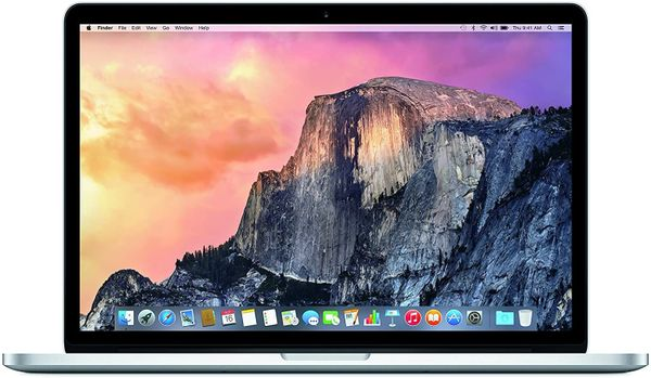 "Apple MacBook Pro 15"" Mid 2015 - Intel i7 - 16GB RAM & 256GB SSD"