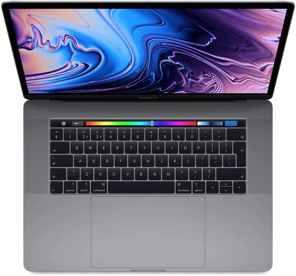 "Apple MacBook Pro 15"" 2018 Touch Bar Model - Space Grey"