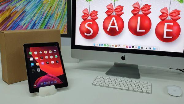 Apple iPad 5th Generation 128GB Wifi Models / Space Grey / Inc Latest iOS