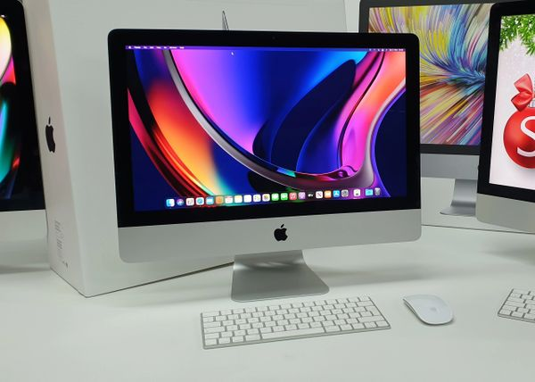 "Apple iMac 21.5"" 4K / 2017/2019 Model Range - Core i5 - 8GB RAM & 1TB HD / Latest Mac O/S"
