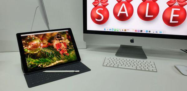 "Apple iPad Pro 12.9"" 2nd Gen Wi-Fi & Cellular - Space Grey"