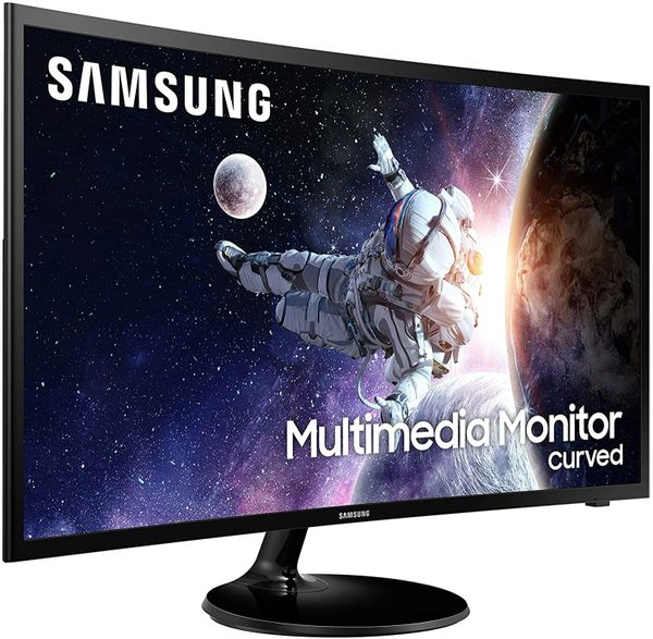 "Samsung 32"" Curved Monitor - 2xHDMI Inputs"