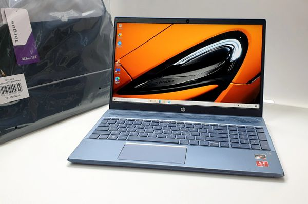 "HP Ryzen 3 Touchscreen 15""6 Laptop - 8GB Ram -256GB SSD - Ex Display"