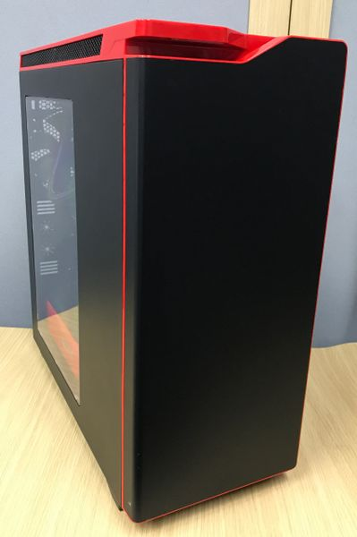Redhouse Gaming AMD PC Build
