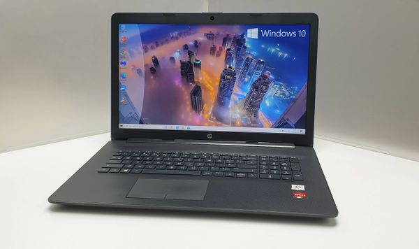 "HP Athlon 3050U Hybrid 17.3""-inch Laptop With Radeon Graphics- 8GB Ram -128GB SSD + 1TB Hard Drive"