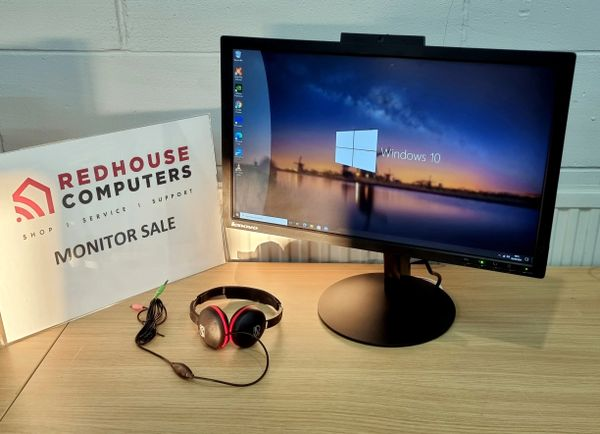 "Lenovo ThinkVision T2224z 21""5-inch ( 22""-inch) Multi Media HD Monitor"