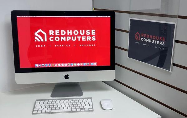 """Apple iMac 21""""5-inch Model -Intel i5 2.70GHz -16GB RAM & 2TB HD -AMD Radeon HD Graphics -Mac O/S Warranty"""