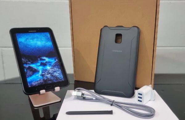 Samsung Galaxy Tab Active 2 / 4G Cellular + Wifi 16GB Inc S Pen Stylus+ Accessories