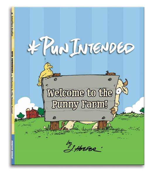"""Pun Intended: Welcome to the Punny Farm!"""