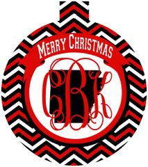 Arkansas Christmas Personalized Ornament