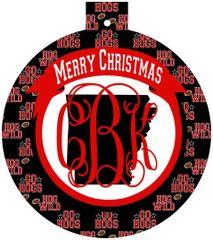 Arkansas Personalized Ornament