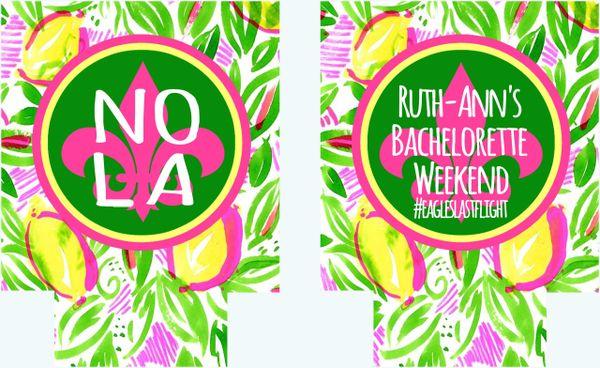 New Orleans Lemons Nola Huggers
