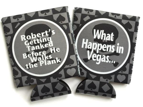 Vegas Bachelor Party Huggers
