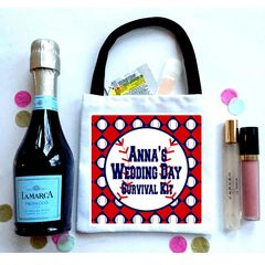Baseball Favor bags, Hangover Recovery Bag. Baseball Bachelorette Oh Shit kits!