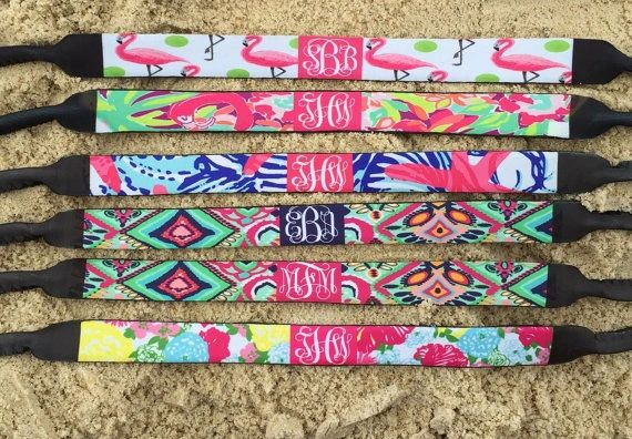 Colorful Sunglass Straps
