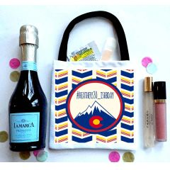 Colorado Favor Totes, Hangover recovery Bag. Oh Shit kits!