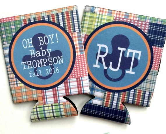 Baby Shower Patchwork Party Huggers