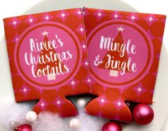 Christmas Tree Art Deco Party Huggers