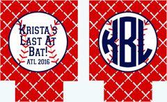 Baseball Bats Party Huggers