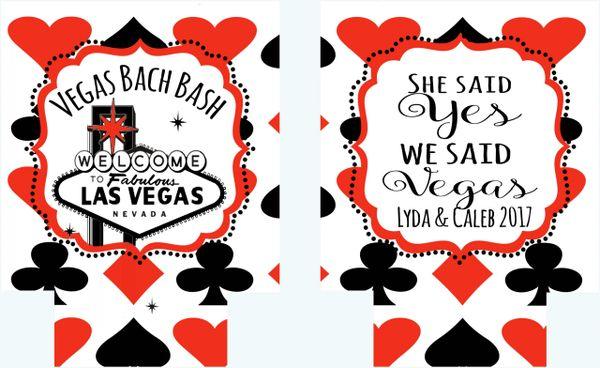 Vegas Party Huggers