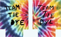 Tie Dye Party Huggers