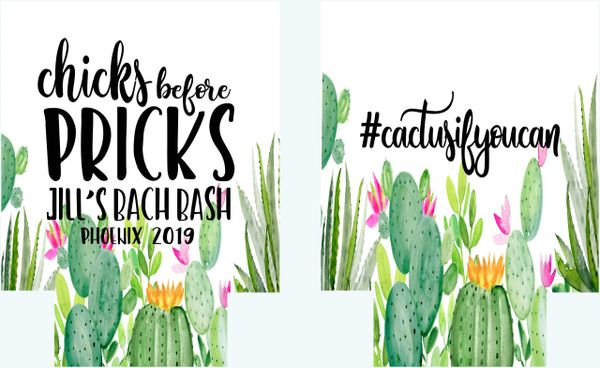 Cactus Fiesta Party Huggers