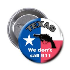 Texas button on your choice of items CH125