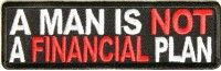 Patch - A man is not a financial plan