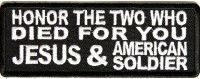 Patch - Honor The Two Who Died For You